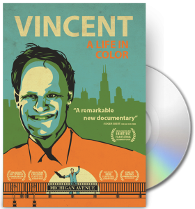 Vincent A Life In Color DVD