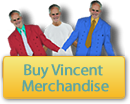 Purchase Vincent Merchandise